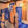 kékfestő és faragás